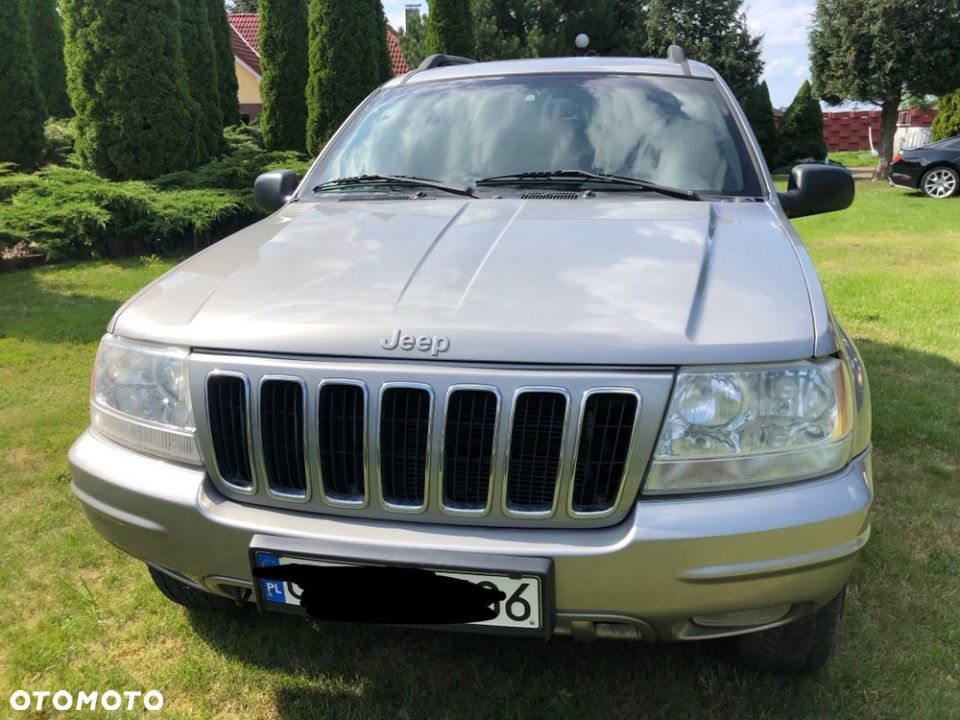 Jeep Grand Cherokee 4,7 limited LPG - 1