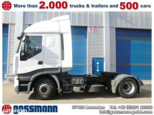 Iveco Stralis 440S45T/P 4x2 Standheizung/Klima/R-CD - 2