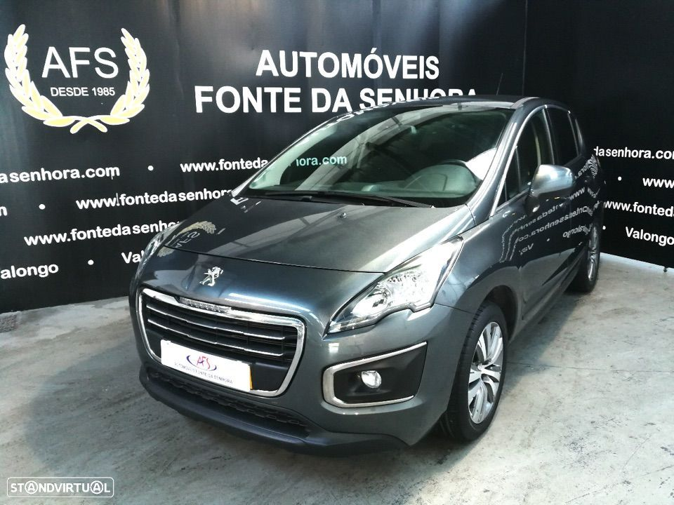 Peugeot 3008 1.6 HDi Access Pack Business - 2