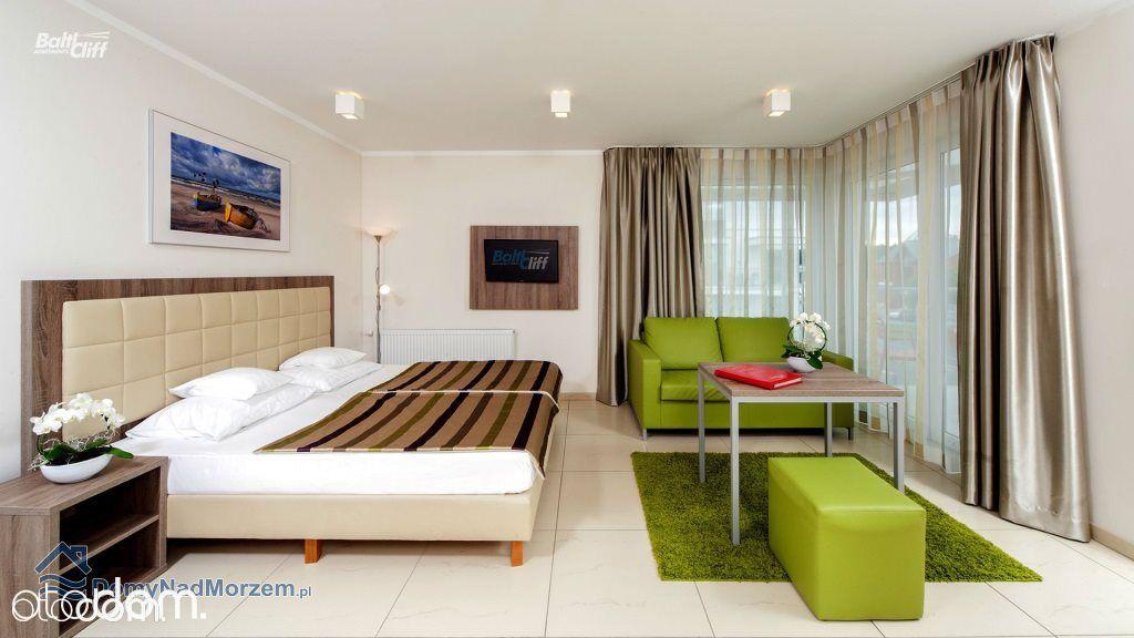 Najnowsze 2 pokoje, mieszkanie na sprzedaż - Rewal, gryficki EF83