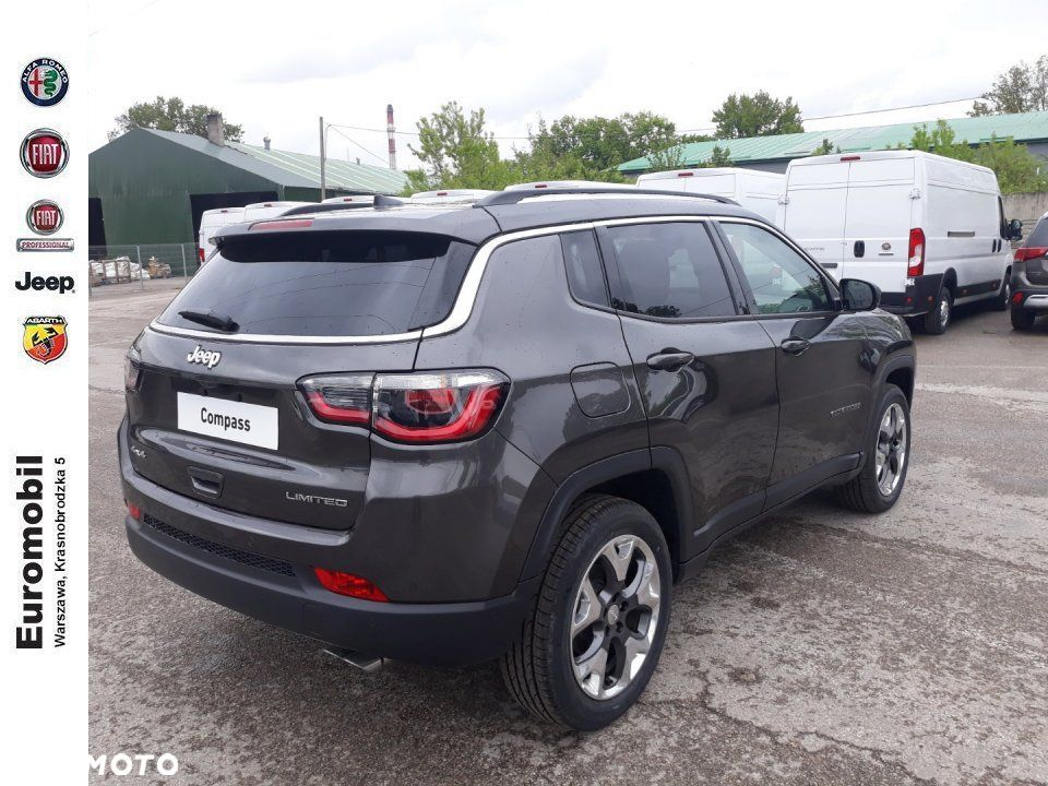 Jeep Compass Limited 1.4 170 km at9 4x4, 2019r. - 3