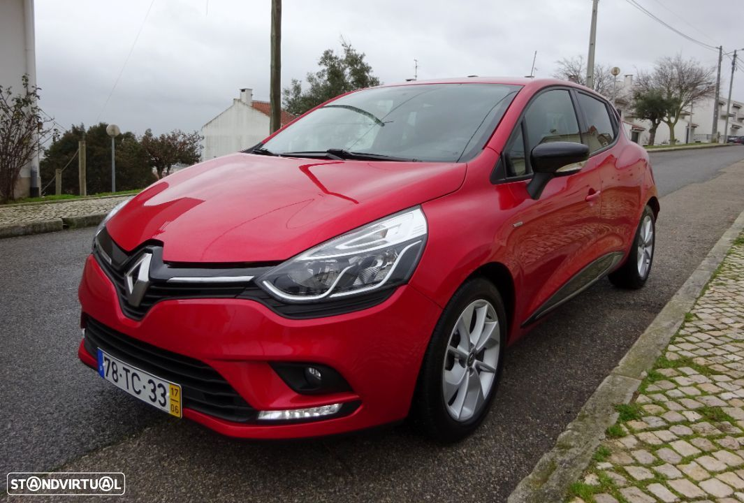 Renault Clio Limited Edition GPS DCI - 1