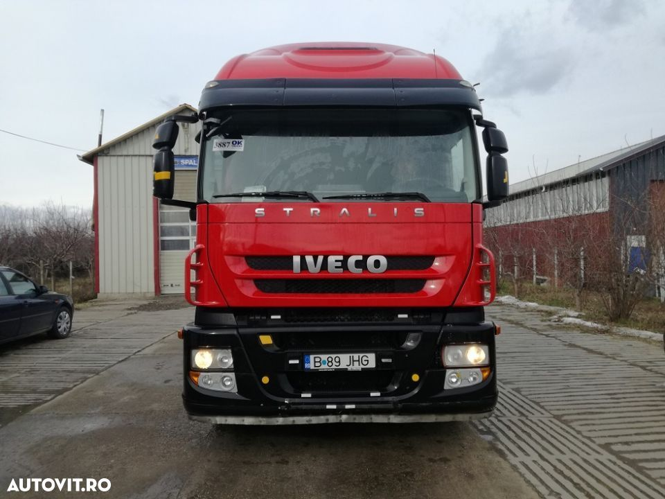 Iveco Stralis AT440S45- Euro 5 - 8