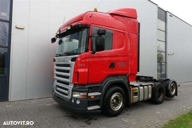 Scania R500 V8 6x2 Highline Euro 3 - 1