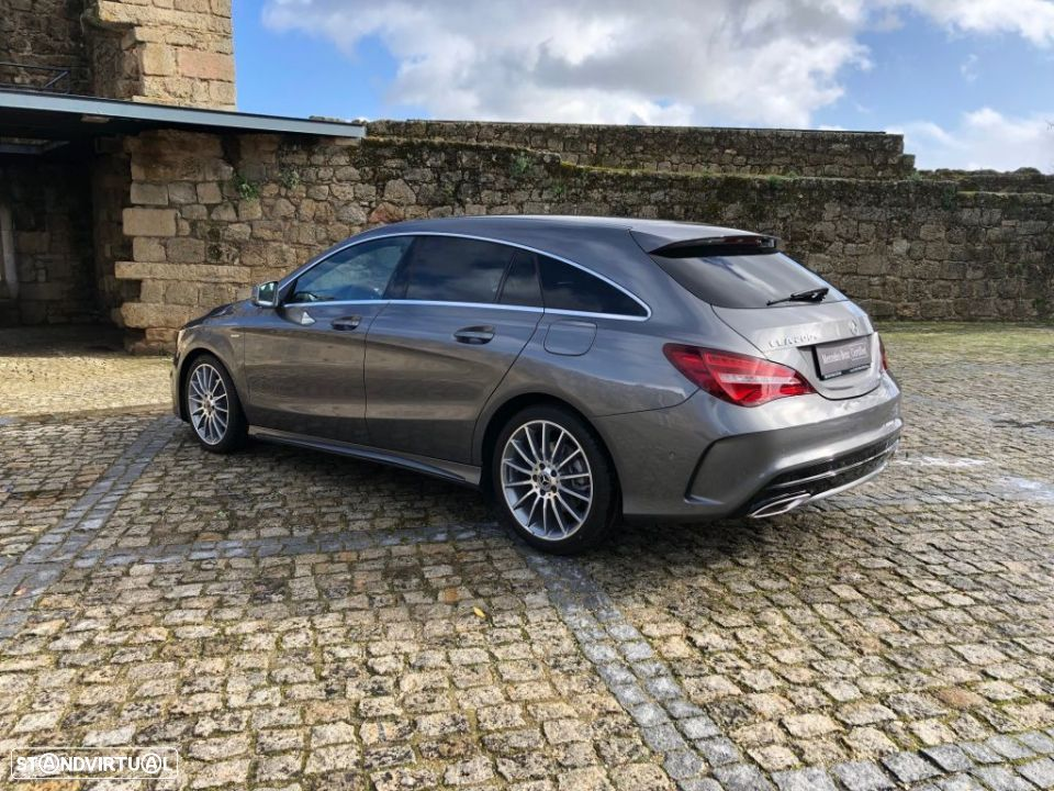 Mercedes-Benz CLA 200 d DCT Shooting Brake - 4