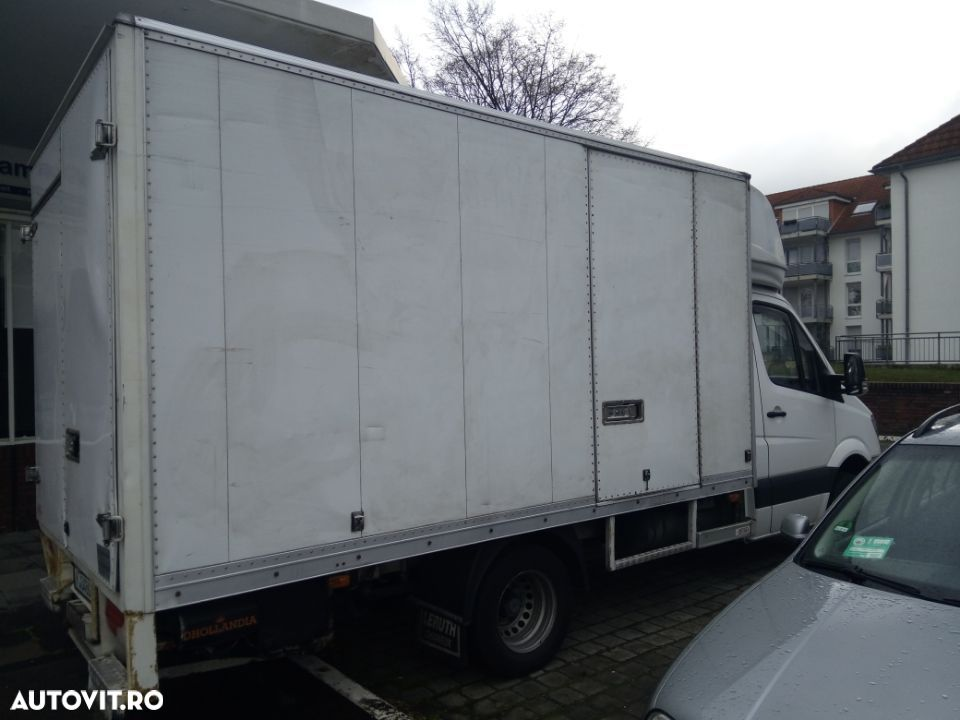 Mercedes-Benz SPRINTER 524 - 8