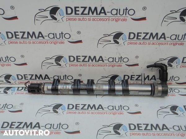 Rampa injectoare , Bmw 5 (E60) 2.0d, N47D20A - 1