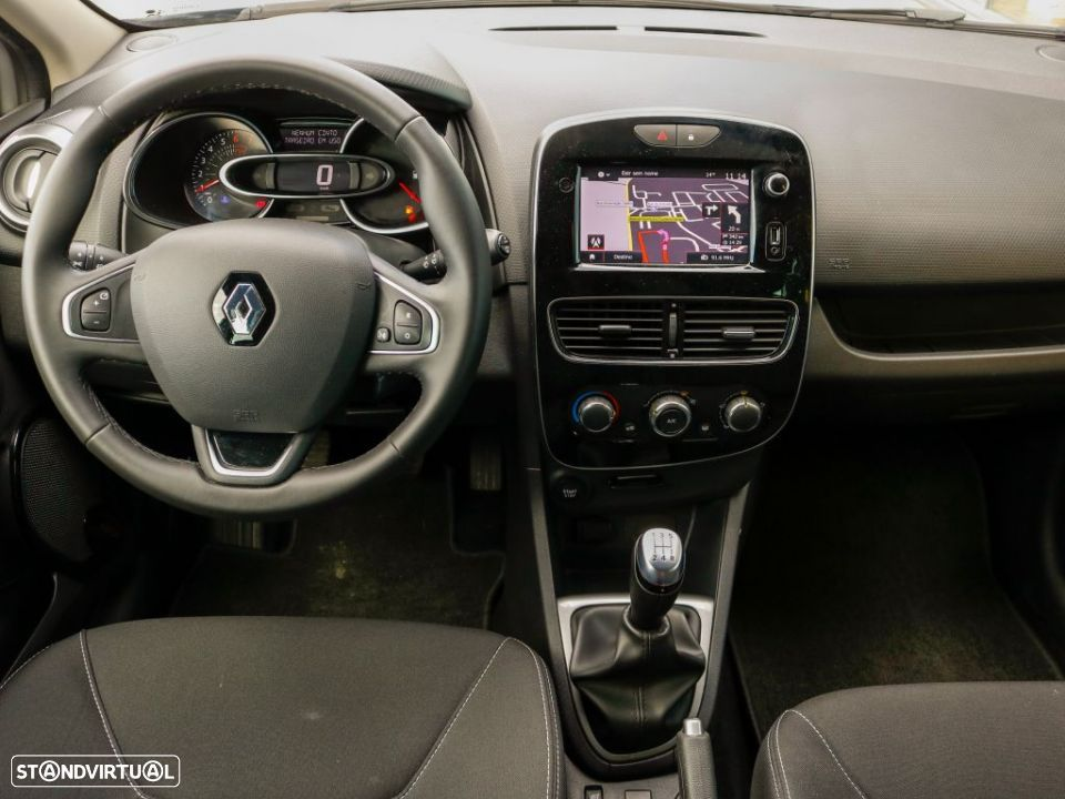 Renault Clio 1.5 dCi 90 Limited - 5