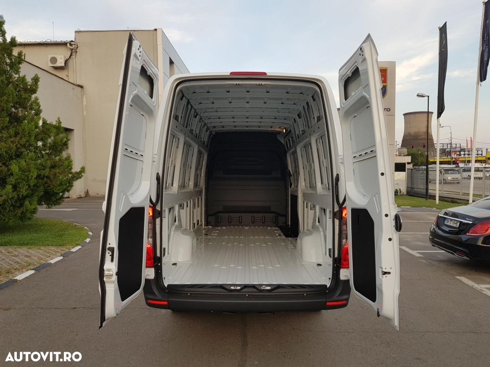 Mercedes-Benz Sprinter 316 KA 14MC NEW MODEL 2018 - 9