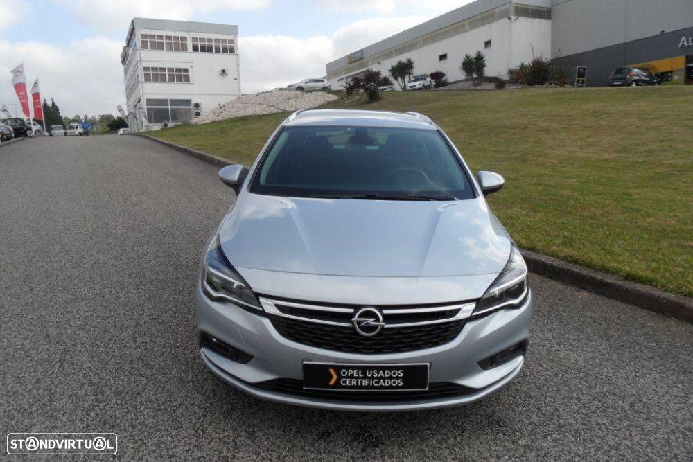 Opel Astra Sports Tourer Astra ST 1.6 CDTI Edition Active (5 P,  5 LUG.) - 1