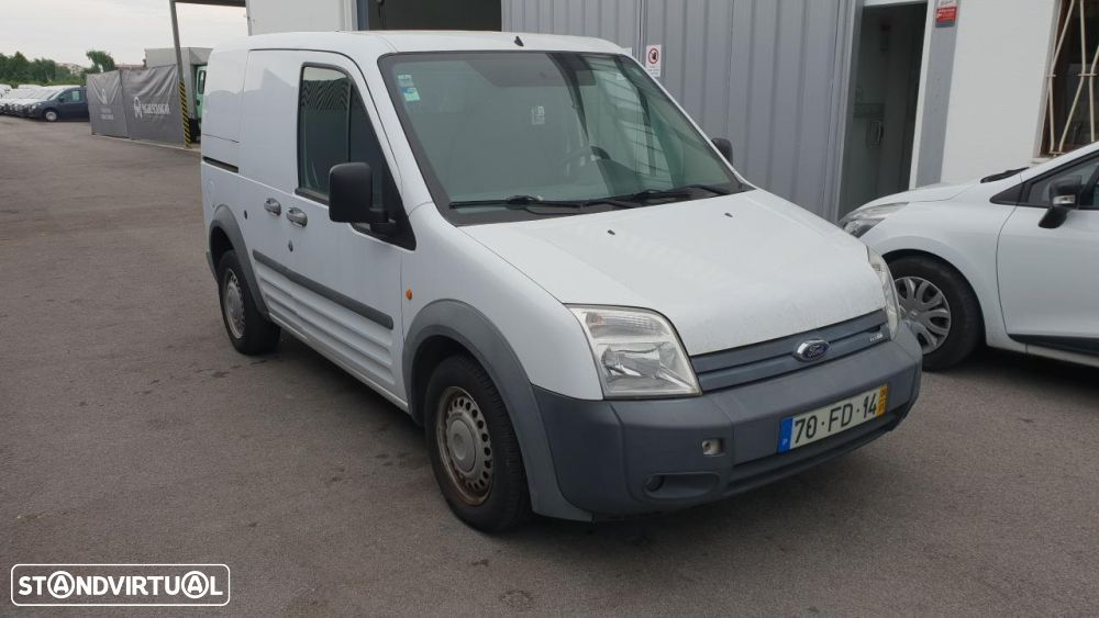Ford TRANSIT CONNECT 1.8 TDCI - 2