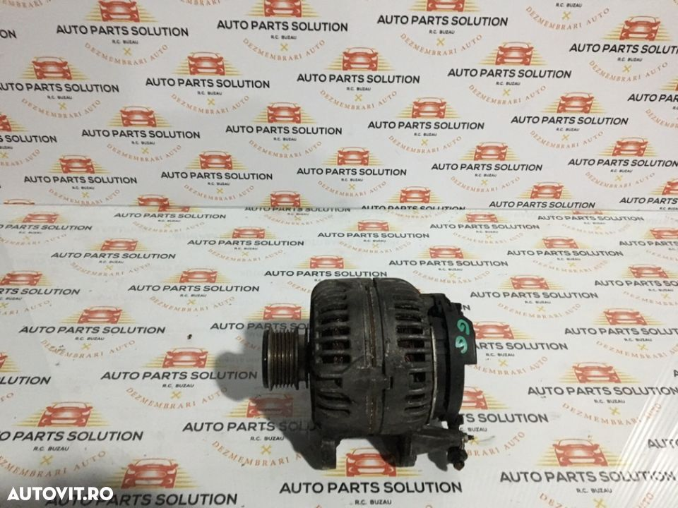 alternator Vw Golf 6 2.0 tdi an fabricatie 2011 - 1
