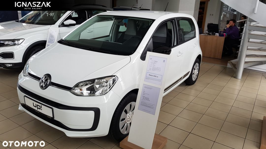 Volkswagen up! VW UP! Move up 1.0 60KM - 4