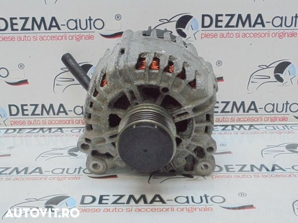 Alternator, Vw Tiguan (5N) 2.0tdi, CFG - 2