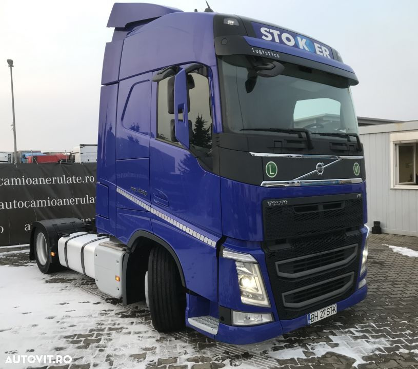 Volvo FH460 - 1