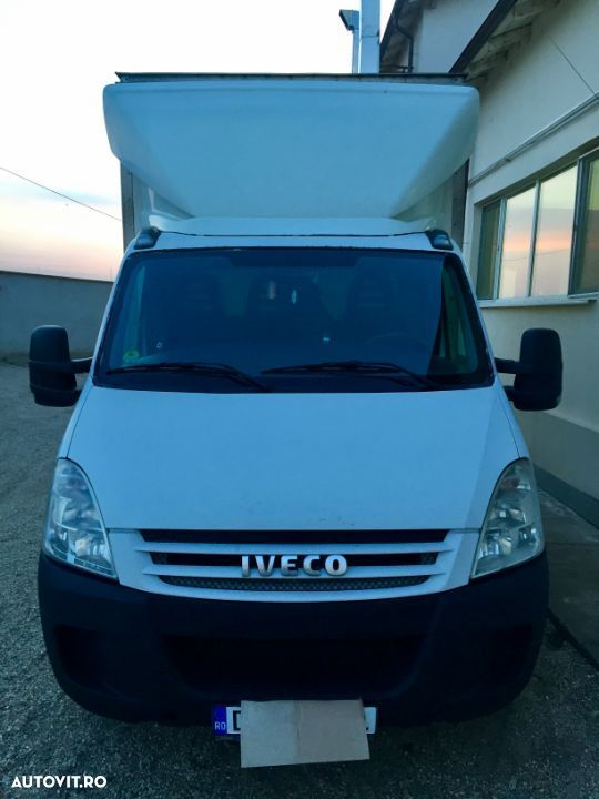 Iveco DAILY 35J12 - 2