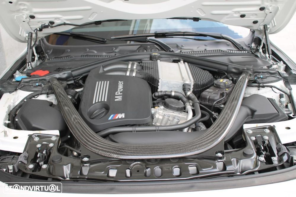 BMW M4 COUPE COMPETITION 450 CV - 17