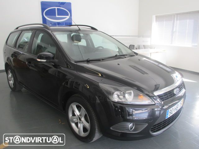 Ford Focus SW 1.6 TDCi TREND - 18