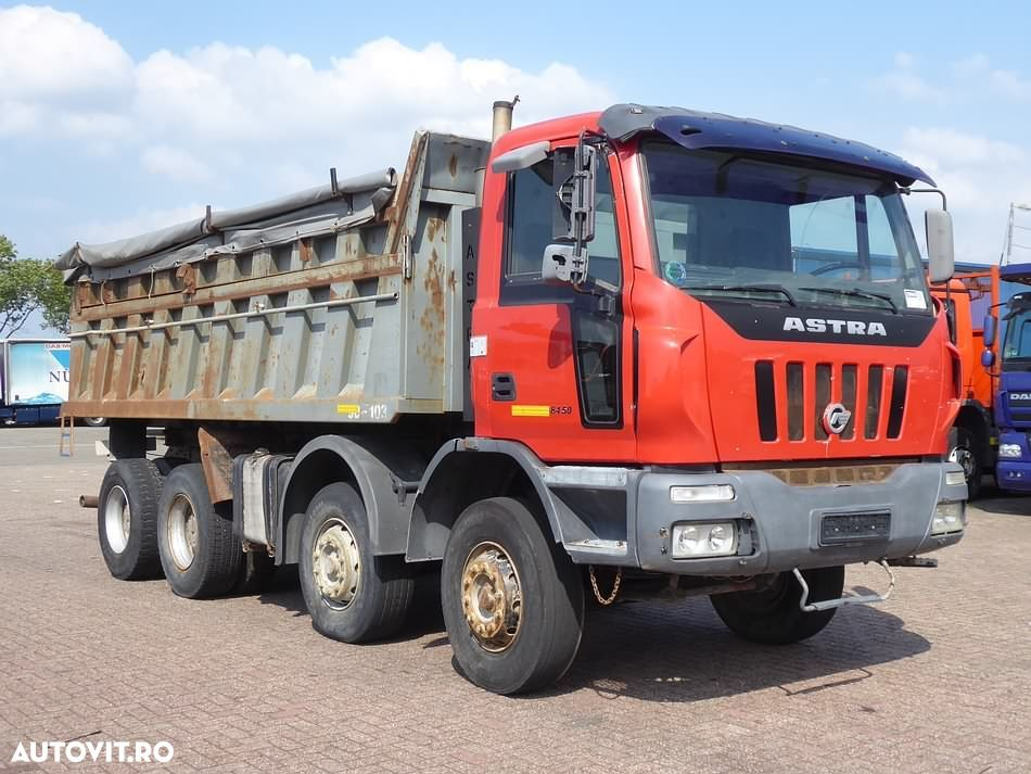 Iveco ASTRA HD 84.50 8X4 FULL STEEL - 2