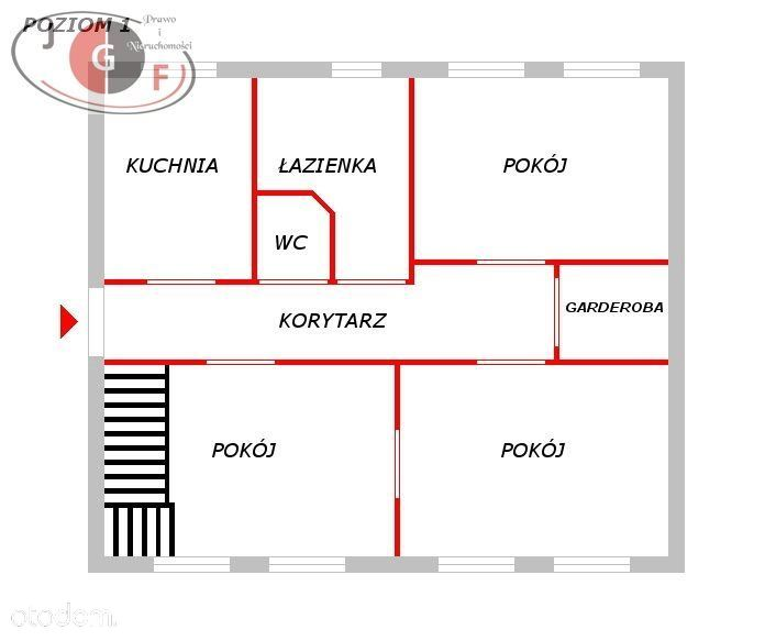 Mieszkanie na wynajem, Gliwice, Centrum - Foto 20