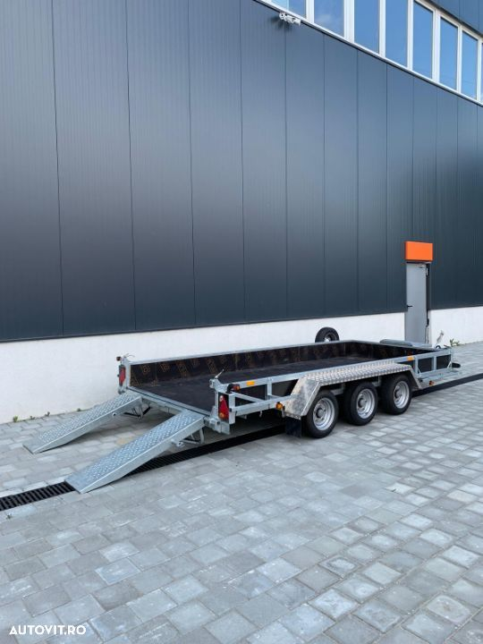General Trailers IFOR WILLIAMS - 1