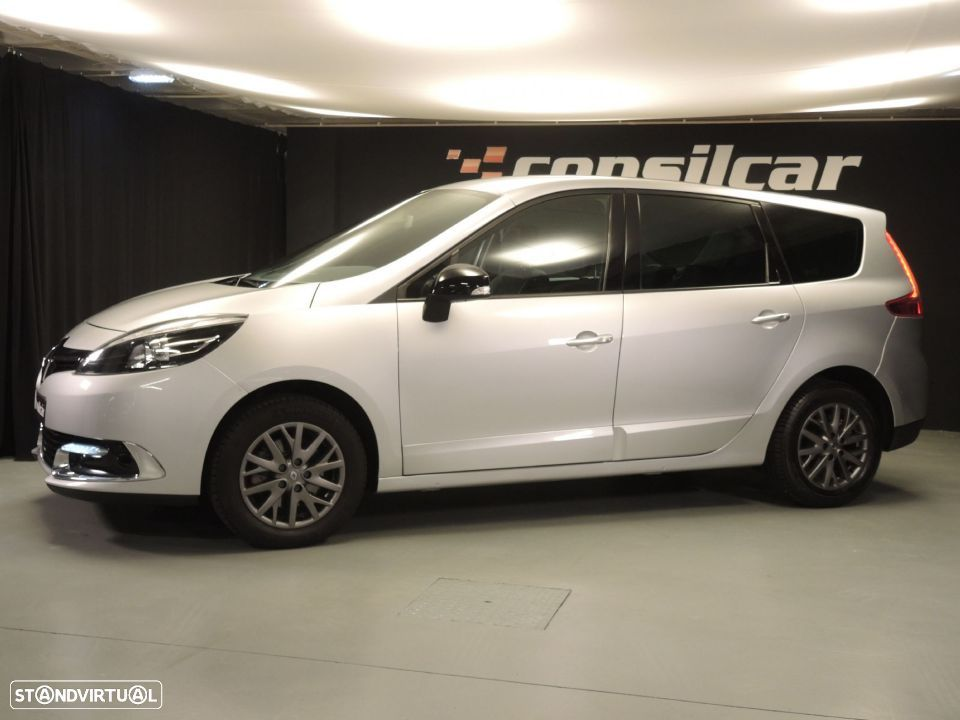 Renault Grand Scénic 1.5 DCI Business Energy - 1