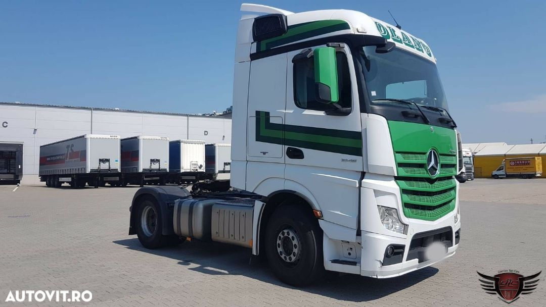 Mercedes-Benz Actros 1845 EURO 5 2014 Nr. Intern 10530 Leasing - 9