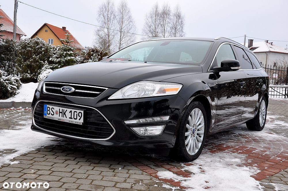Ford Mondeo Serwisowany w ASO FORD PARKTRONIC NAVI Tempomat LED Business Edition ! - 1