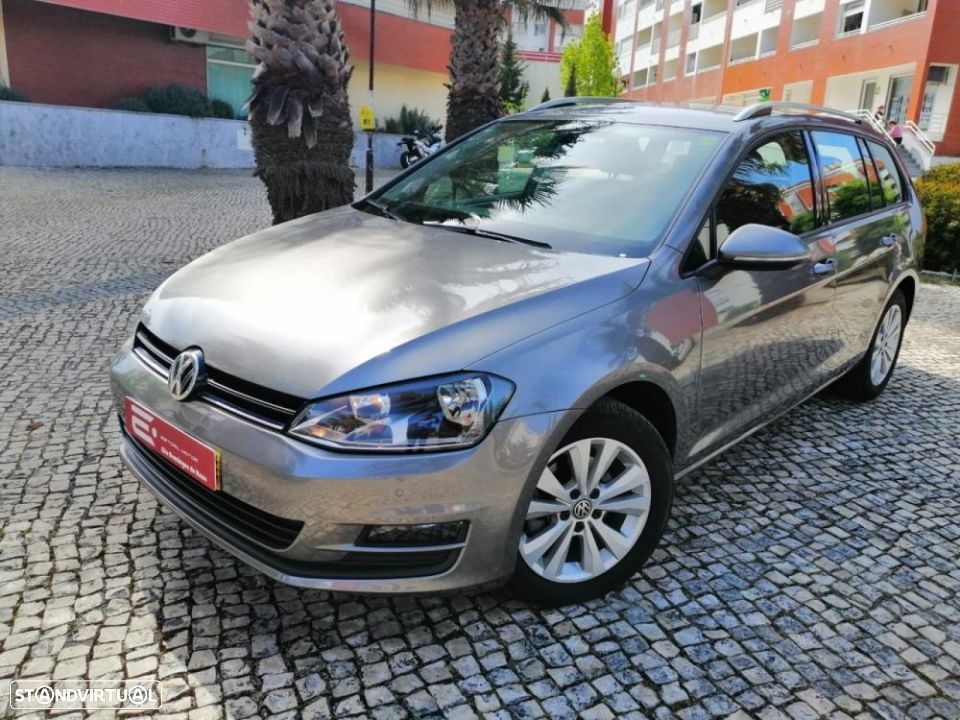 VW Golf Variant 1.6 TDi Confortline - 1