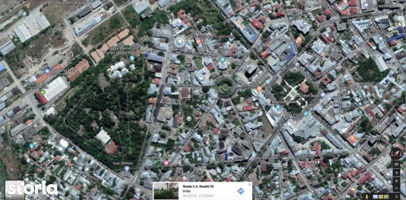 Teren de Vanzare, Brăila (judet), Centru - Foto 2