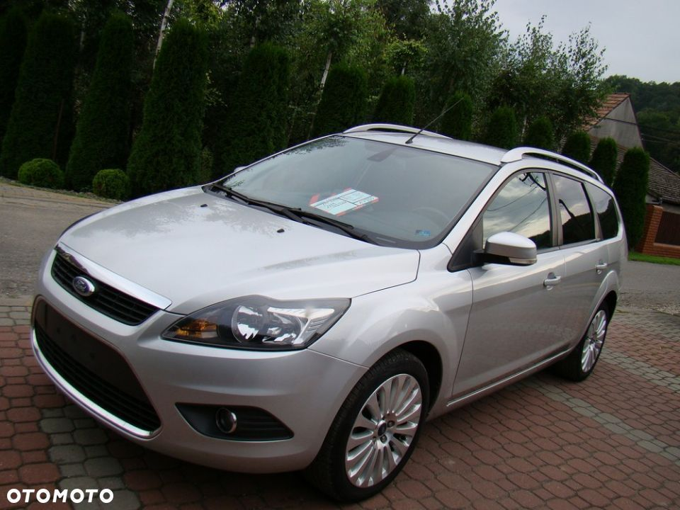Ford Focus 1.6 TDCI 110 KM climatronic - 9