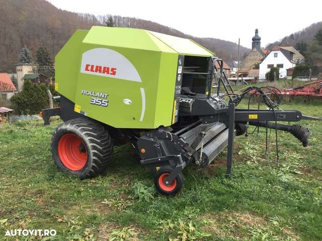 Claas Rollant 355 - 2