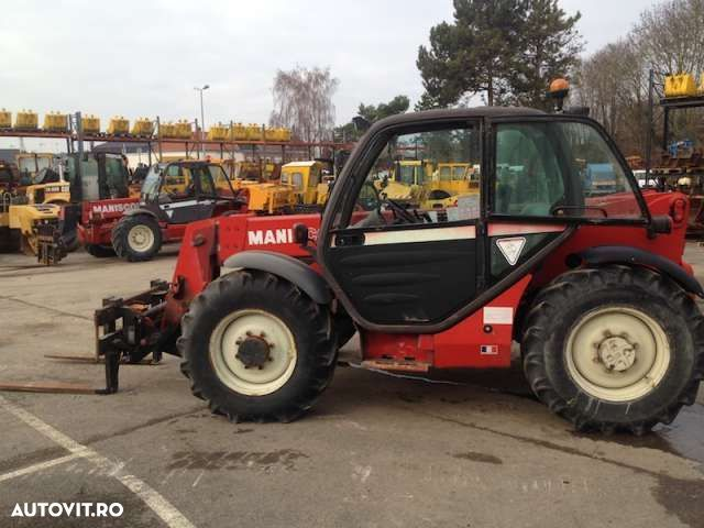 Manitou MANISCOPIQUE MT732.25 - 2