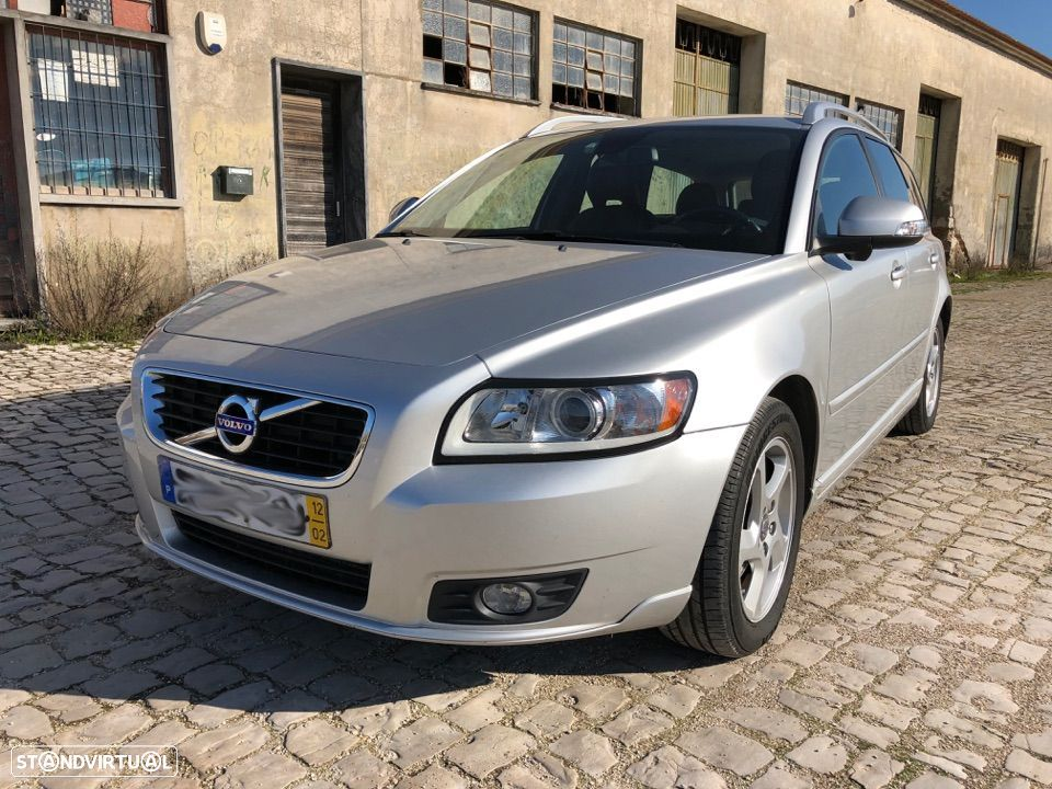 Volvo V50 DRIVe Pack Business Edition PELE+GPS+BLISS+LED - 3
