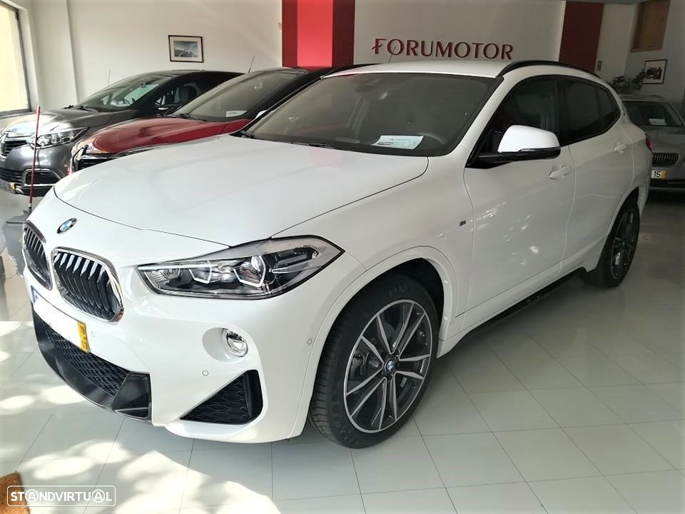 BMW X2 sDrive 16d Advantage Cx Auto Pack M - 16