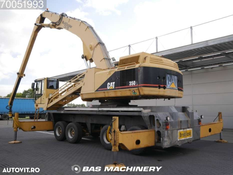 Caterpillar Multidocker CH55 CAT Multidocker CH55 - 2