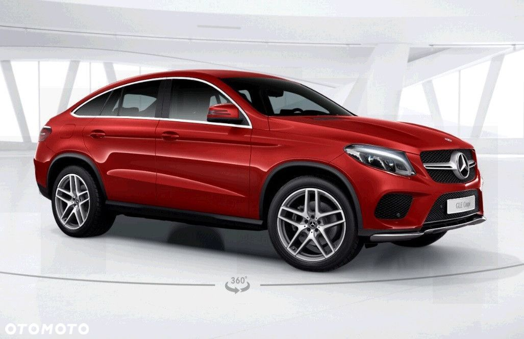 Mercedes-Benz GLE GLE 350d 4Matic Coupé ! Rabat 81 500 zł - 1