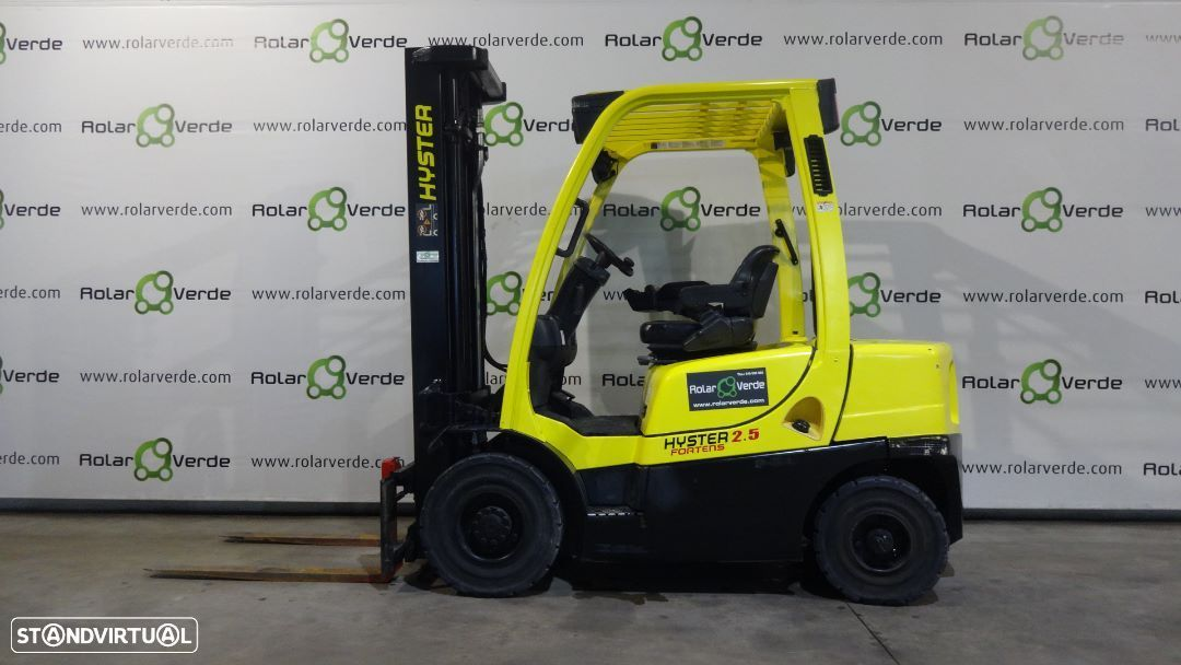 Hyster 2.5 fortens - 1