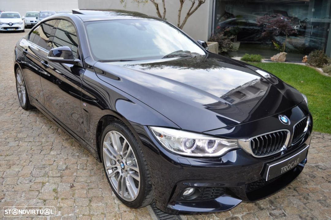 BMW 420 Gran Coupé Pack M Full Extras - 1