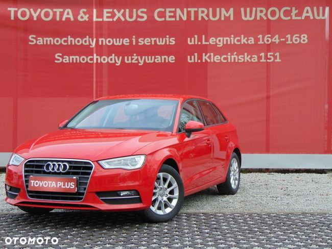 1.4 TFSI Attraction S tronic Salon PL