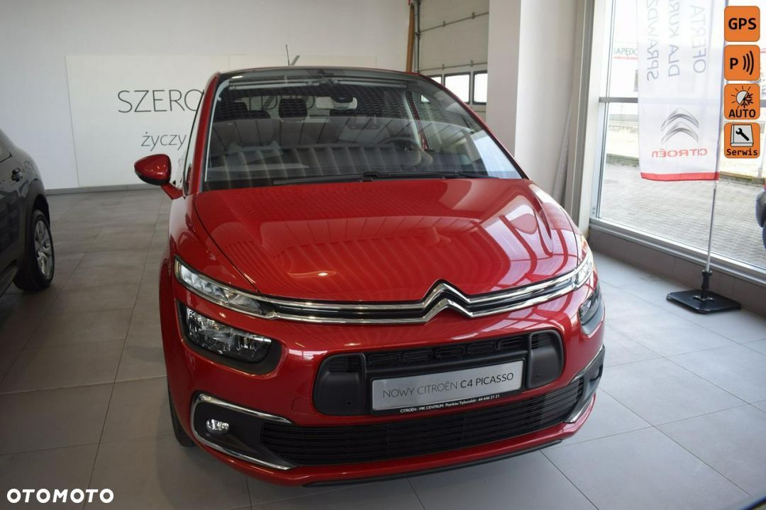 Citroën C4 Grand Picasso C4 Grand Picasso 2,0 BlueHDI 150 KM MoreLife - 7 osobowy !! 2018 ! - 1