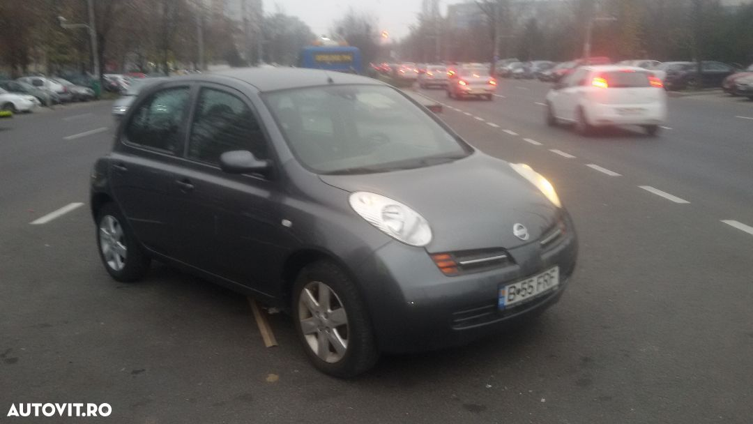 ABS Nissan Micra K12 - 1
