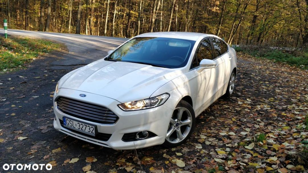 Ford Fusion Mondeo 2.0 ecoboost 2014 - 1