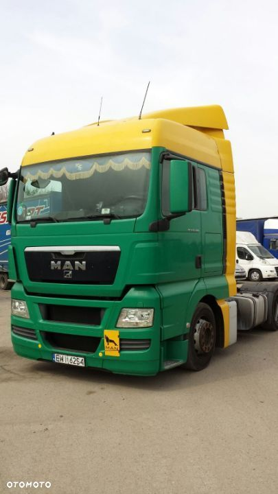 MAN TGX 18.480  Man low deck Mega TGX 18.480 - 1