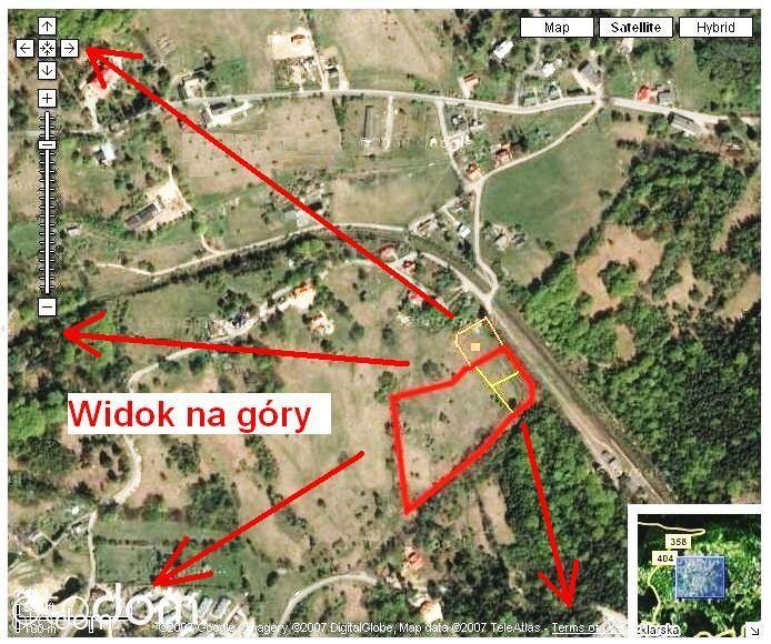 Działka na sprzedaż, Szklarska Poręba, jeleniogórski, dolnośląskie - Foto 5