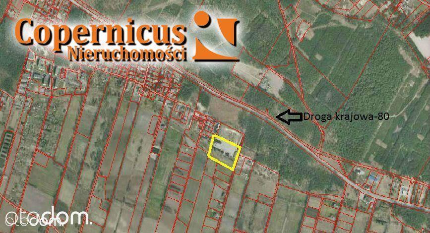 Działka na sprzedaż, Górsk, toruński, kujawsko-pomorskie - Foto 1