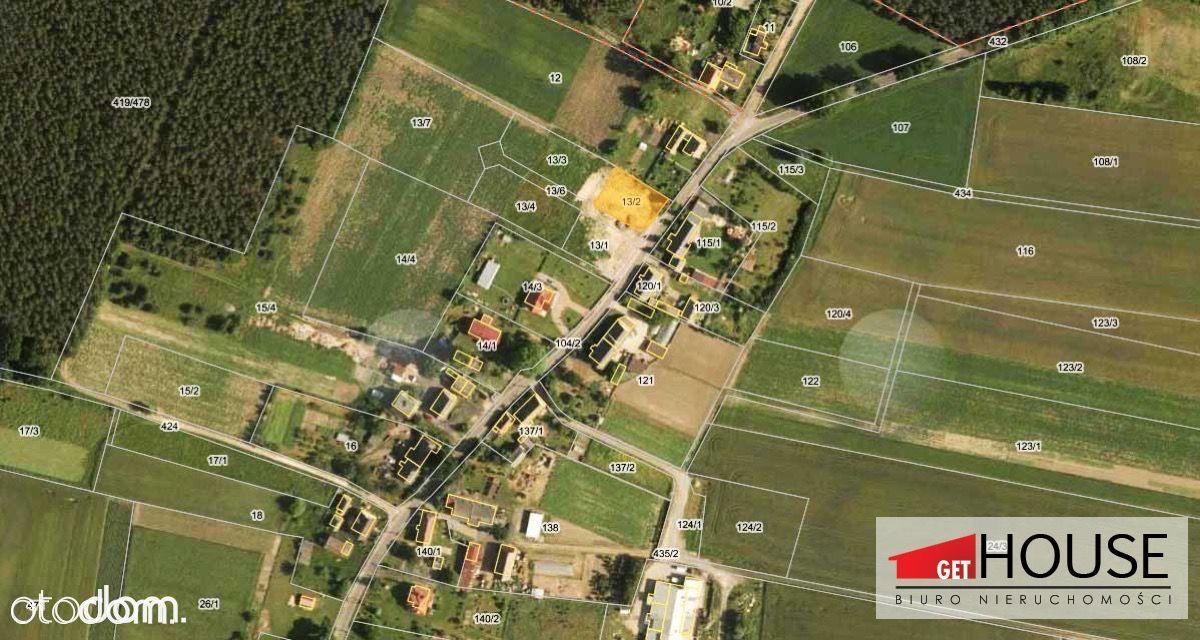 Działka na sprzedaż, Nowa Wieś, bolesławiecki, dolnośląskie - Foto 1