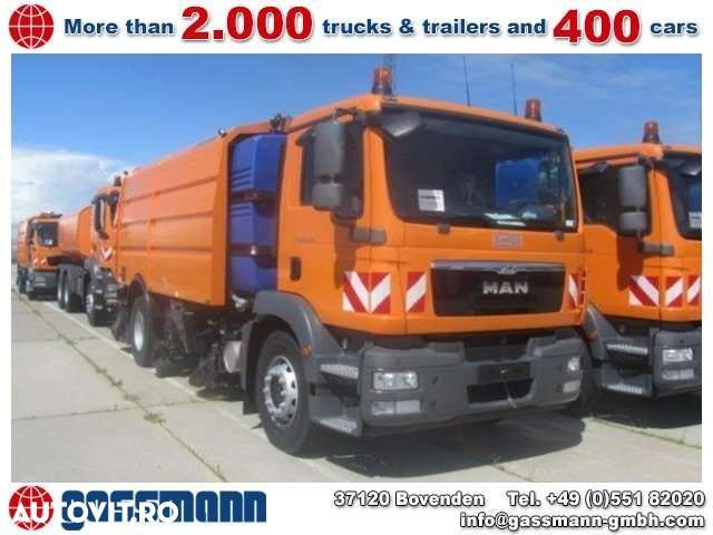 MAN TGM 18.330 4x2 Schmidt AS 990 Airport - 2