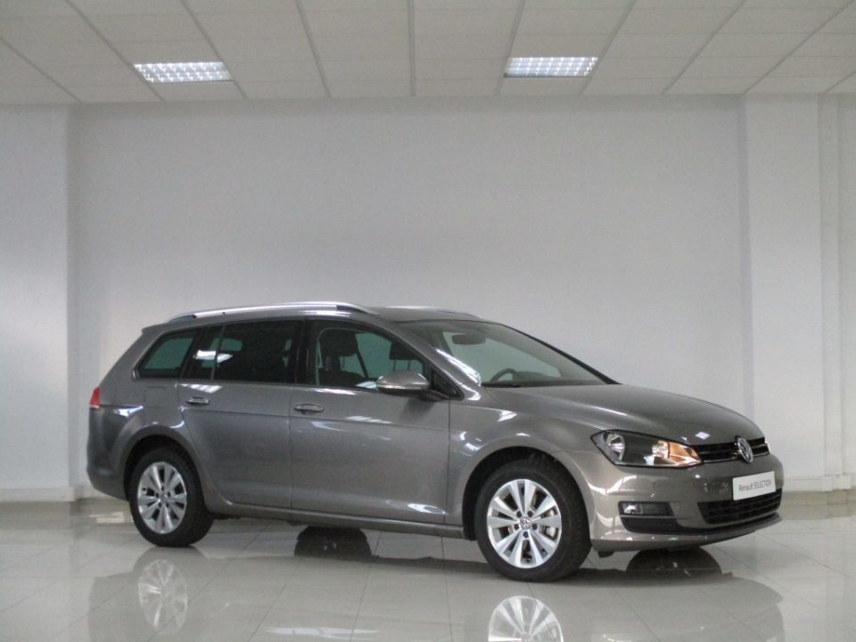 VW Golf Variant V.1.6 TDi GPS Edition Frotas