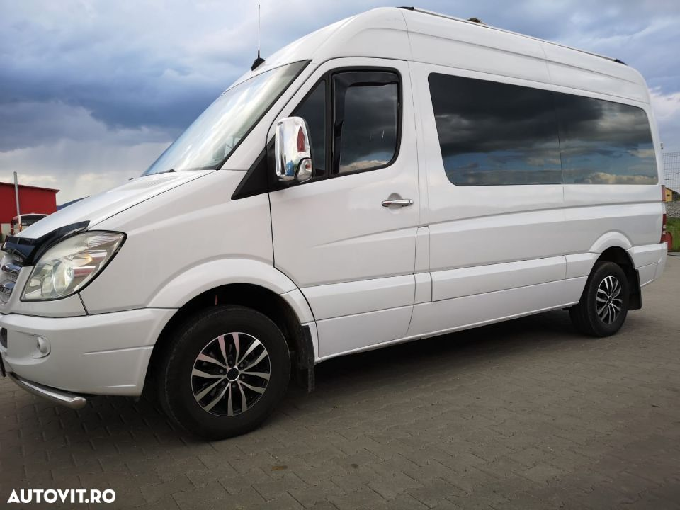 Mercedes-Benz Sprinter 8+1 loc - 12